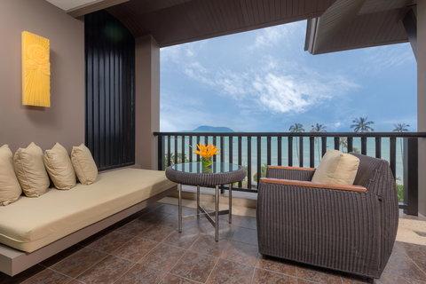 Radisson Blu Plaza Resort Phuket Panwa Beach - Deluxe Seaview Twin