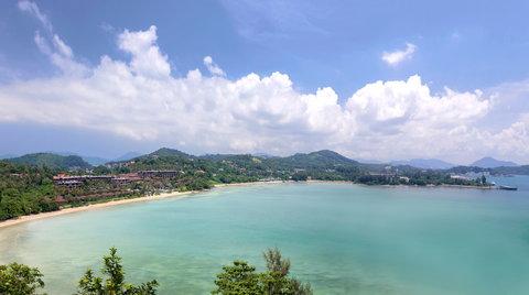 Radisson Blu Plaza Resort Phuket Panwa Beach - Over View