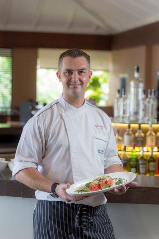 Radisson Blu Plaza Resort Phuket Panwa Beach - Chef