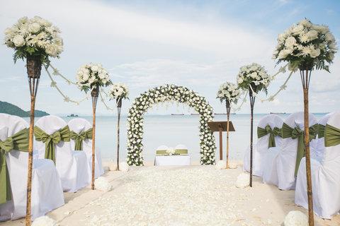 Radisson Blu Plaza Resort Phuket Panwa Beach - Wedding