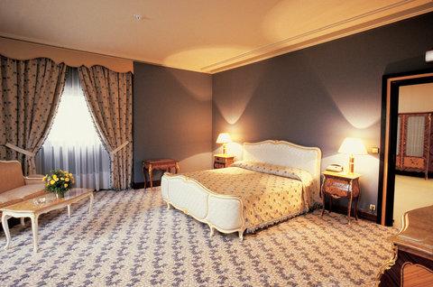 فندق انتركونتننتال - Bedroom