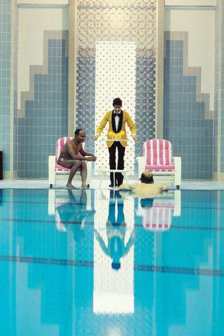 فندق انتركونتننتال - Swimming Pool Area