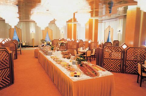 فندق انتركونتننتال - Restaurant