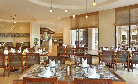 InterContinental AQABA (RESORT AQABA) - Burj Al Hamam Restaurant