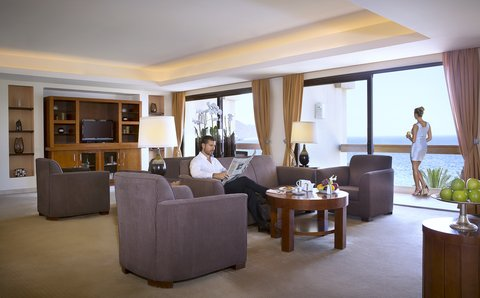 InterContinental AQABA (RESORT AQABA) - Club Floor Lounge