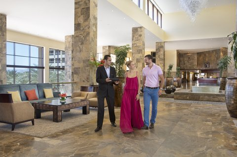 InterContinental AQABA (RESORT AQABA) - Concierge
