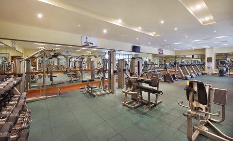 InterContinental AQABA (RESORT AQABA) - Gym