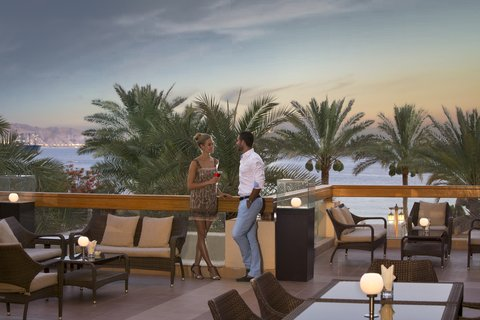 InterContinental AQABA (RESORT AQABA) - Martini s Lounge