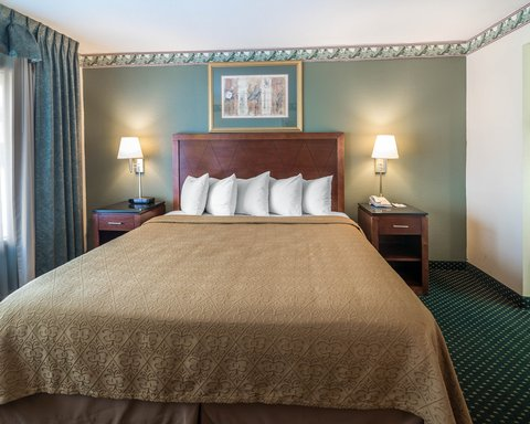 Quality Inn & Suites - Guest room