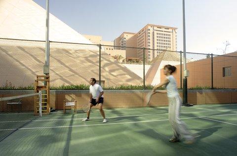 InterContinental CITYSTARS CAIRO - Tennis Court