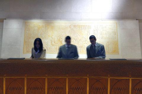 InterContinental CITYSTARS CAIRO - Reception