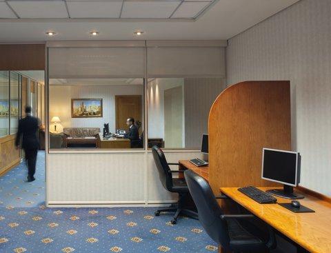 InterContinental CITYSTARS CAIRO - Business Center