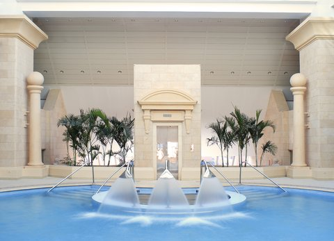 InterContinental CITYSTARS CAIRO - Indoor Hydro Pool with jets