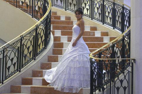 InterContinental CITYSTARS CAIRO - Bridal Staircase