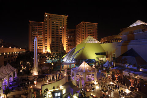 InterContinental CITYSTARS CAIRO - Exterior Feature-Outdoor Dining By the Pool