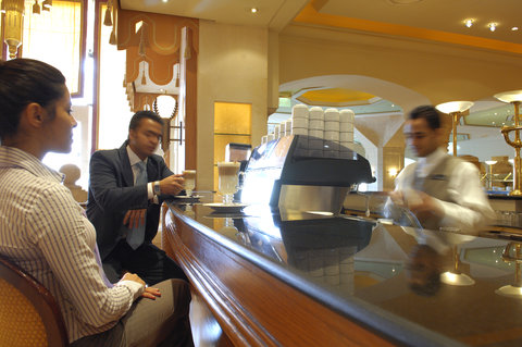 InterContinental CITYSTARS CAIRO - Lobby Lounge