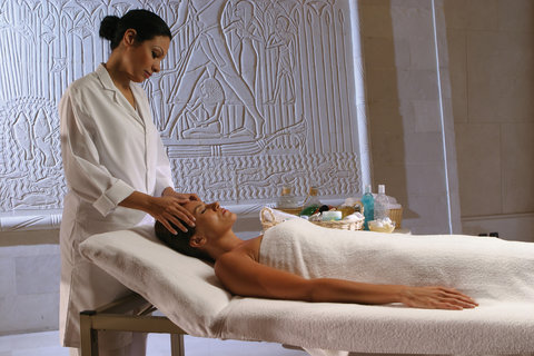 InterContinental CITYSTARS CAIRO - LifeStyles Health Club and Spa offers a range of beauty treatments