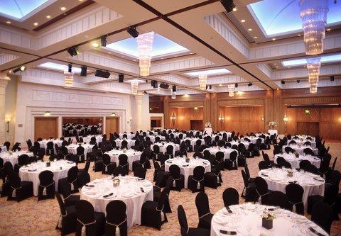 InterContinental CITYSTARS CAIRO - Al Saraya Ballroom - Largest ballroom in Cairo