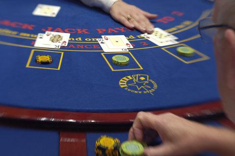 InterContinental CITYSTARS CAIRO - Lucky Star Casino - Open 24 hours