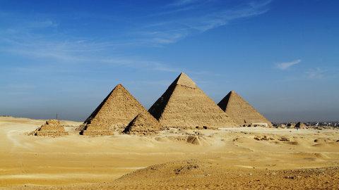 InterContinental CITYSTARS CAIRO - Pyramids of Giza