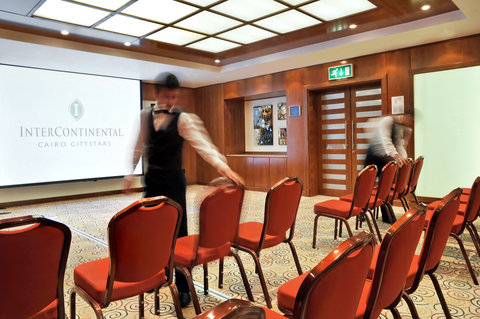 InterContinental CITYSTARS CAIRO - Al Gawhara Conference Room