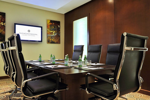 InterContinental CITYSTARS CAIRO - Manasterly Meeting Room