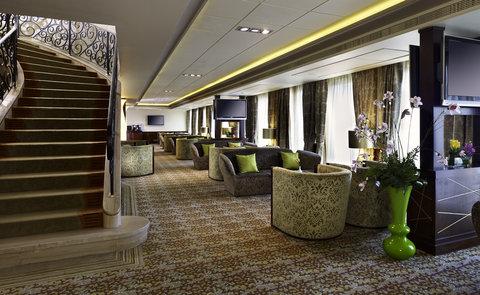 InterContinental CITYSTARS CAIRO - Club Floor Lounge