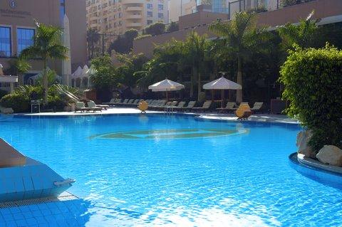 InterContinental CITYSTARS CAIRO - Temperature Controlled Swimming Pool
