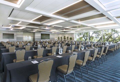 Radisson Hotel & Suites Austin Downtown - Ballroom Classroom BLANKTV