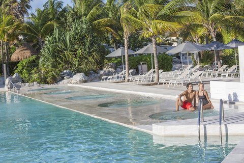 InterContinental PRESIDENTE CANCUN RESORT - Pool for Adults