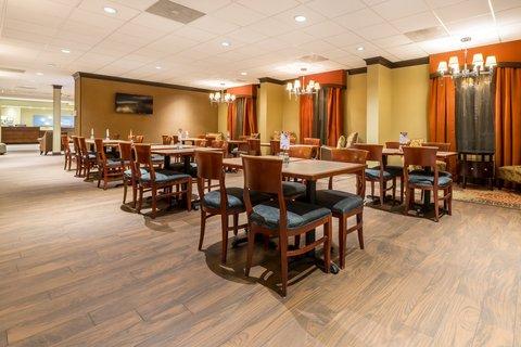 Holiday Inn Express ATLANTA AIRPORT-COLLEGE PARK - Breakfast Area