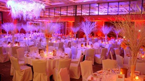 انتركوتيننتال جنيف - Gala Dinner in Ballroom