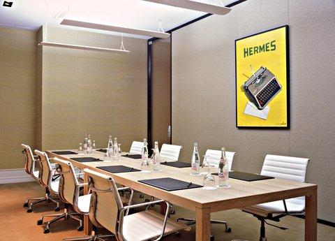 انتركوتيننتال جنيف - Complimentary Access to Business Centre for Hotel s Guest