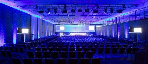 انتركوتيننتال جنيف - Convention Center