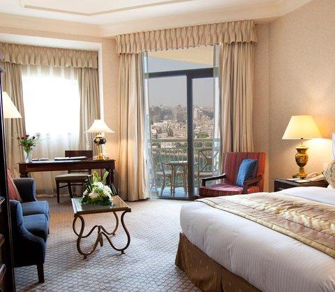 Conrad Cairo - 1 King Bed Junior Suite
