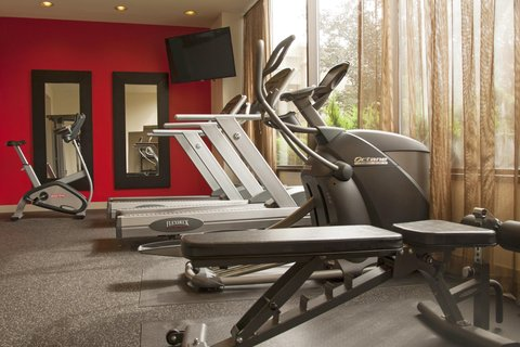 Doubletree By Hilton Hotel Minneapolis North - Fitness Center