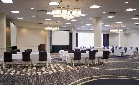 Doubletree By Hilton Hotel Minneapolis North - Presentation Setup