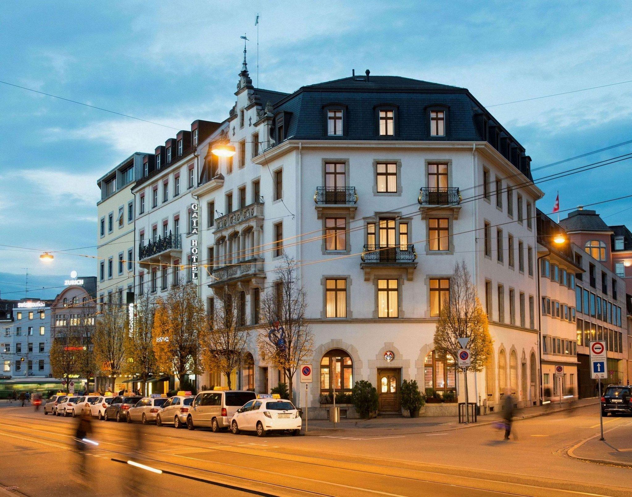 GAIA Hotel