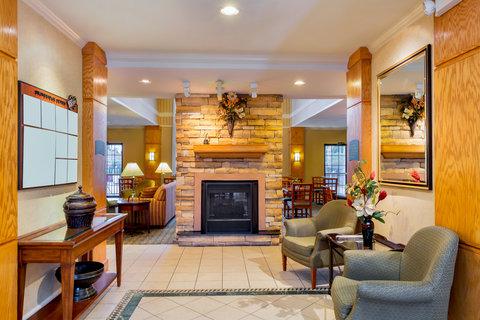 Staybridge Suites BROWNSVILLE - Hotel Lobby