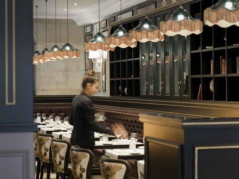 Rotary Mgallery Hotel - Restaurant