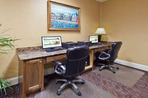 Holiday Inn Charleston Riverview Hotel - Business Center