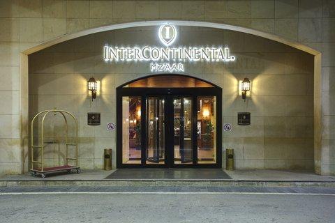 玛加尔黎巴嫩青山温泉度假洲际酒店 - Entrance