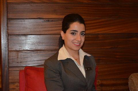 玛加尔黎巴嫩青山温泉度假洲际酒店 - Concierge Head Shot Photo