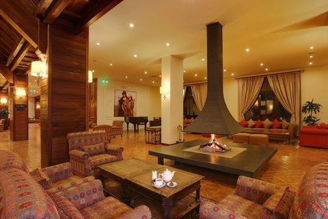 玛加尔黎巴嫩青山温泉度假洲际酒店 - Lobby Lounge