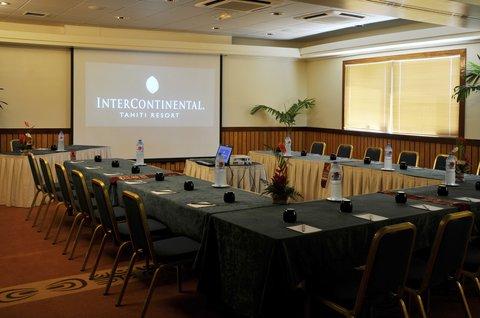 Intercontinental Resort Tahiti - Meeting Room