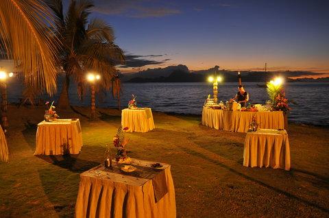 Intercontinental Resort Tahiti - Huriama Lotus Garden