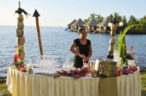 Intercontinental Resort Tahiti - Pre-function Area