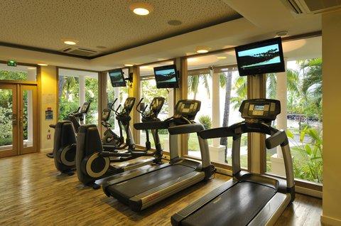 Intercontinental Resort Tahiti - Fitness Centre