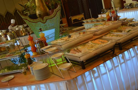 InterContinental TAIF - Buffet