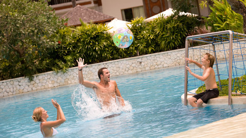 Holiday Inn Resort Baruna Bali - Swimming Pool